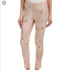 🆕 NWT Free people embellished vegan skinny pants